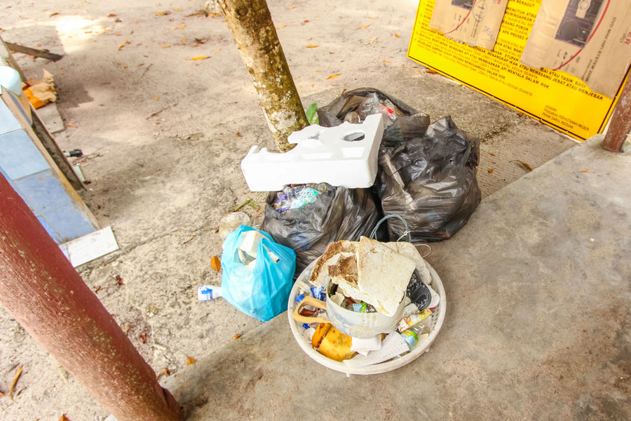 get involved cleaning up ocean trash